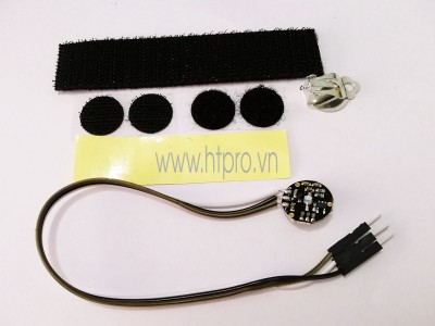Cảm Biến Nhịp Tim - A72 Pulse Sensor