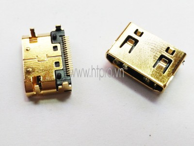Mini HDMI C 19Pin Cái SMD