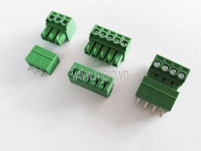 Domino 2P-KF2EDGR-3.81MM-300V8A Chân Thẳng