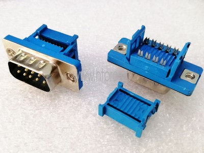Connector DB9 Male Ghim Dây