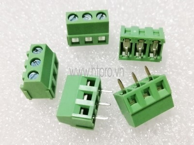 Domino 3Pin KF128 3P 3.81MM