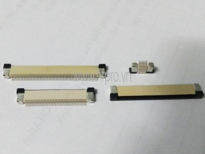 Cổng FFC/FPC 55Pin 0.5MM TOP