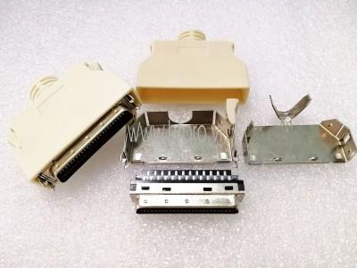 Đầu Nối SCSI 50Pin-Male