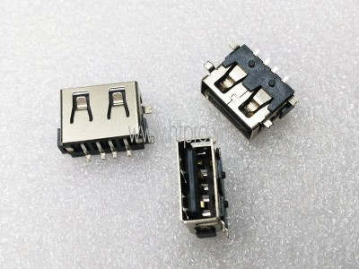 AF180-SMD USB type A-Female 4Pin