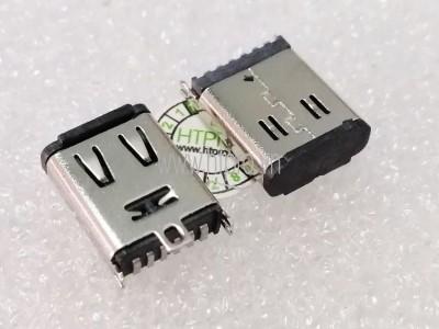 Cổng USB3.1 Type C 6Pin DIP Đầu Cái