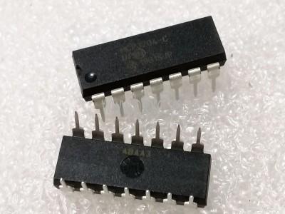 MCP3204-CI/P DIP-14