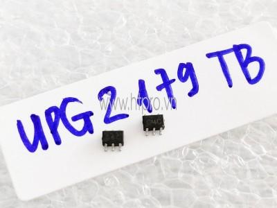 UPG2179TB-E4-A SOT-363 SC70-6 G4C