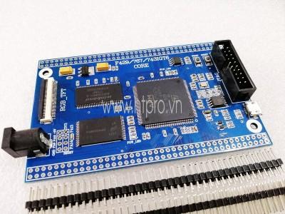 Kit STM32 Cortex-M4 STM32F429IGT6