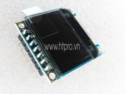 0.95inch 7P RGB OLED SSD1331 giao tiếp SPI