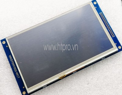 7.0 inch TFT LCD 800x480 SSD1963 XPT2046