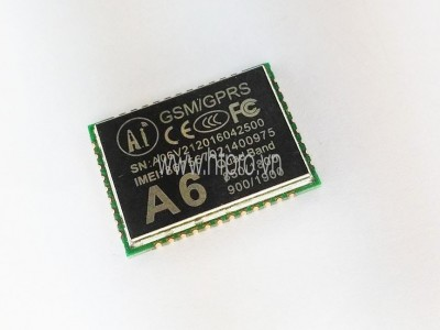 A6 GPRS GSM