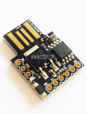 Arduino ATTiny85 USB Digistpark