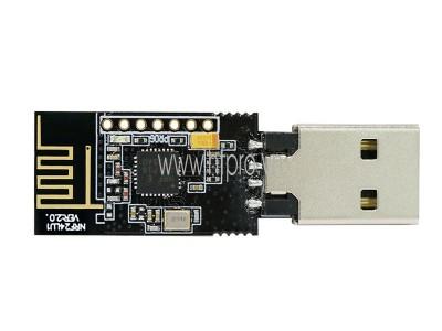 nRF24LU1 2.4G SPI USB