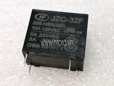 Relay HF32F-JZC-32F-005 HS3 5A