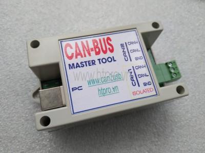 Bộ chuyển đổi CAN-USB v3.05
