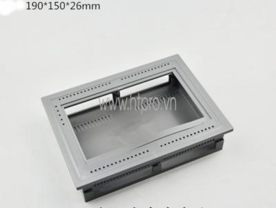 Vỏ Hộp LCD 7.0 Inch Màu Xám 190x150x26MM