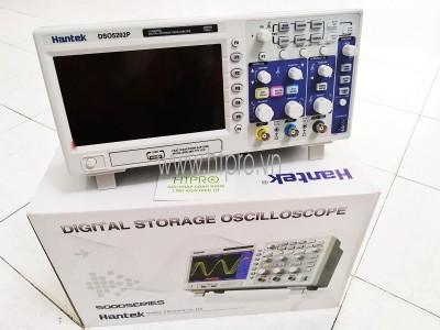 Máy đo sóng Oscilloscope Hantek DSO5202P 200Mhz