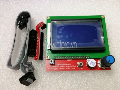 LCD 12864 RAMPS1.4 IN 3D