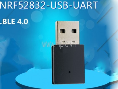 Module BLE nRF52832-USB-UART YJ-17076