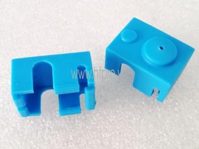 Bọc Silicon Cách Nhiệt Cho Đầu E3D V6 Máy In 3D