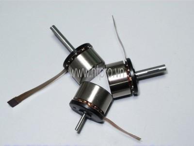 Động cơ BLDC 5-12V Trục Dài 10MM